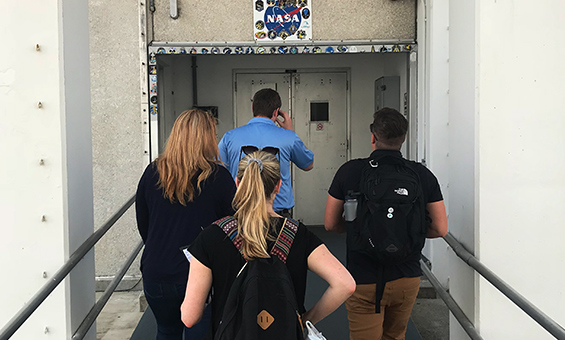 kennedy space center dine with an astronaut reviews - photo #20